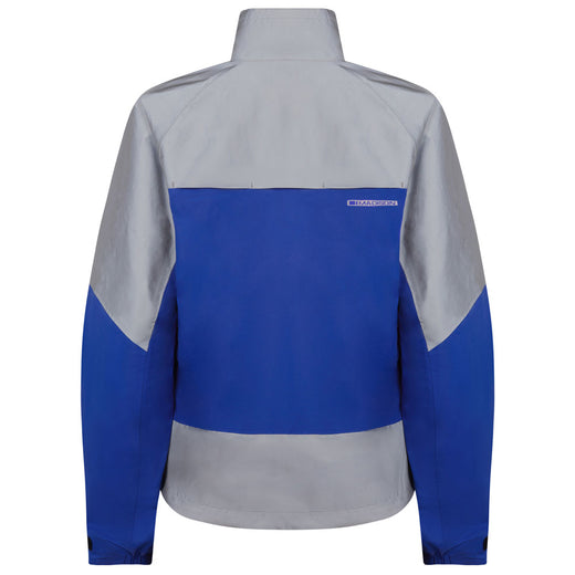 Madison Stellar Reflective Waterproof Jacket - Dazzling Blue