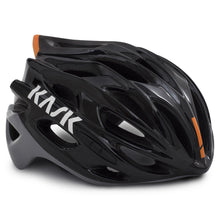 Load image into Gallery viewer, Kask Mojito X Helmet - Black/Ash/Orange | VeloVixen