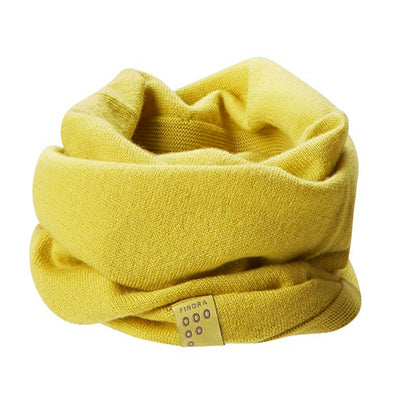 Findra Betty Merino Neck Warmer - Pollen