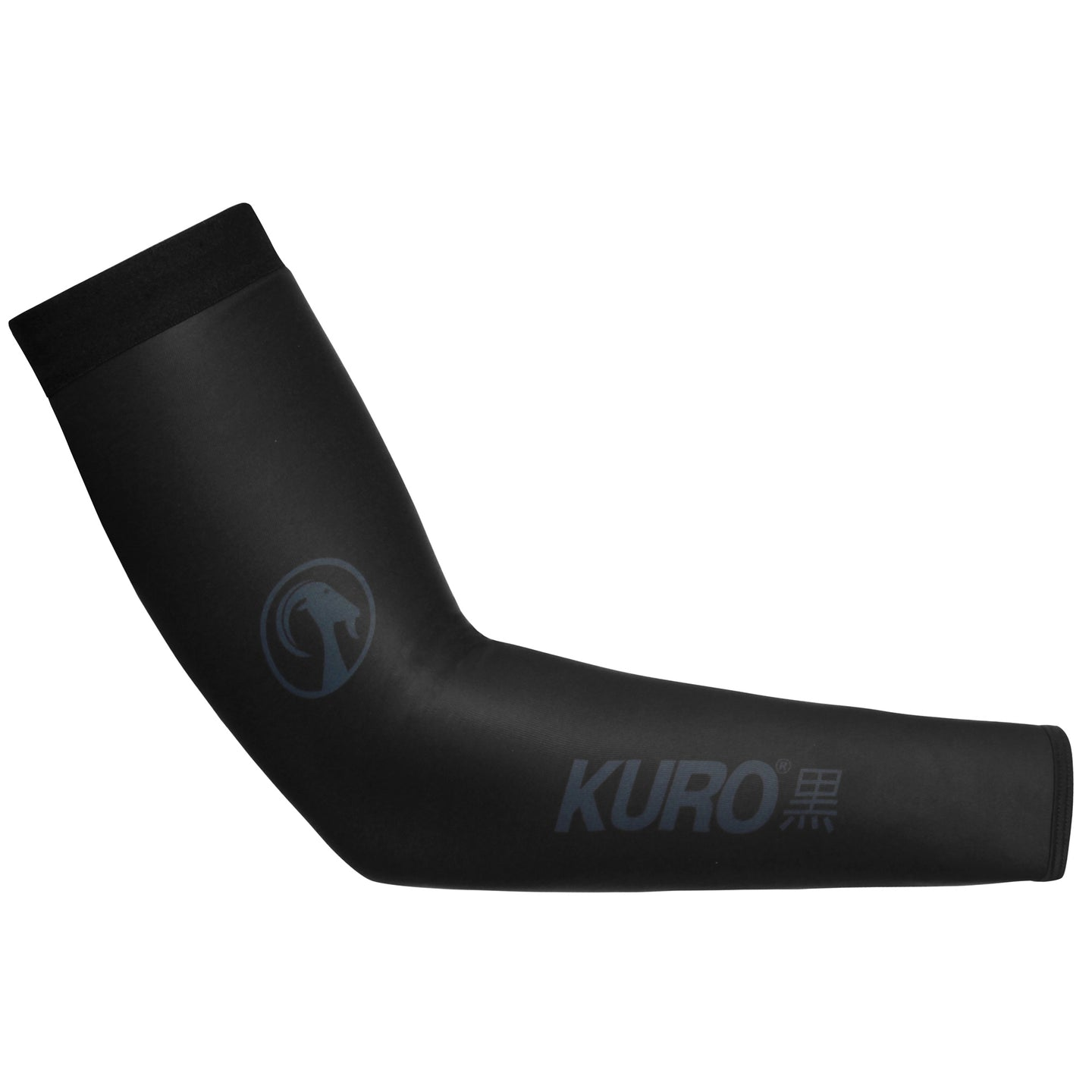 Stolen Goat Orkaan Waterproof Arm Warmers - Kuro Black
