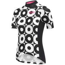 Load image into Gallery viewer, Stolen Goat Pin Cycling Jersey - black and white
