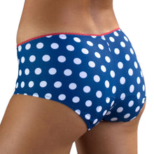 Load image into Gallery viewer, Urbanist Padded Cycling Knickers - Polka Dot