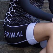 Load image into Gallery viewer, Primal Onyx Prisma Bib Shorts