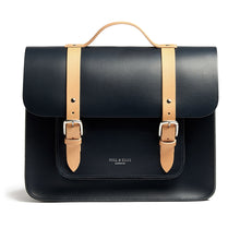 Load image into Gallery viewer, Hill & Ellis Don Leather Cycling Bag | VeloVixen