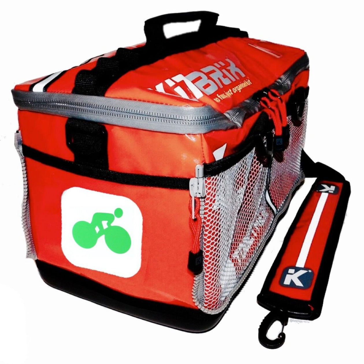 KitBrix Kit Bag - Red