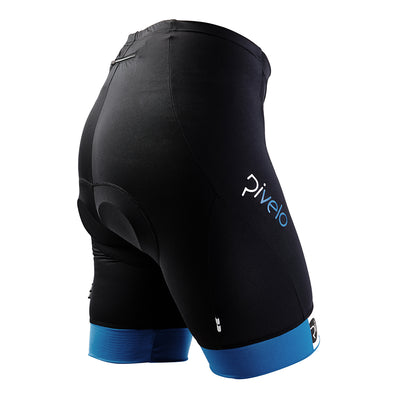 Rivelo Womens Ranmore Shorts - Black/Teal