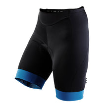 Load image into Gallery viewer, Rivelo Womens Ranmore Shorts - Black/Teal