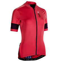 Load image into Gallery viewer, Rivelo Harwood Jersey - Coral/Mulberry | VeloVixen