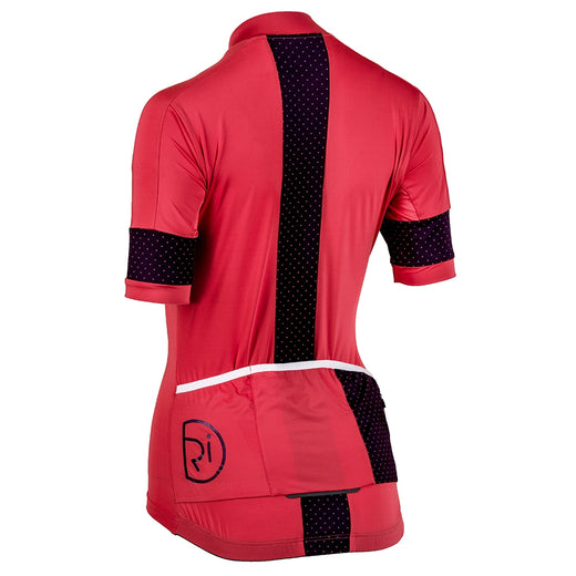 Rivelo Harwood Jersey - Coral/Mulberry
