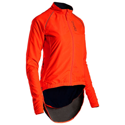 Rivelo Hampstead Reversible Jacket -  Fluro Orange/Navy