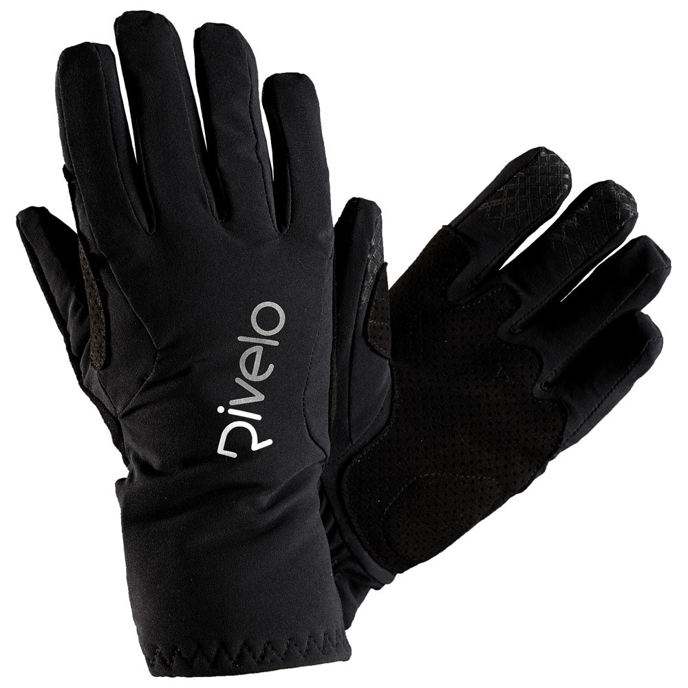 Rivelo Richmond Waterproof Insulated Gloves - Black | VeloVixen