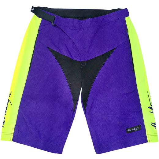 Flare Roost Downhill MTB Shorts (Purple)