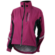 Load image into Gallery viewer, Showers Pass Double Century RTX Waterproof Jacket (Plum)