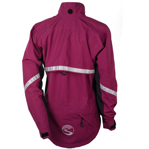 Showers Pass Double Century RTX Waterproof Jacket (Plum)