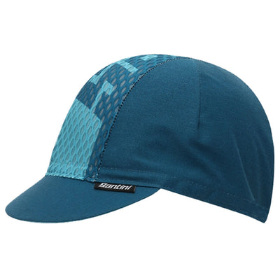 Santini Tono Cycling Cap - Light Blue