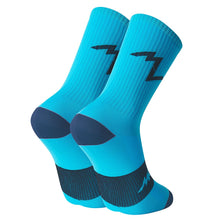Load image into Gallery viewer, Morvelo Series Emblem Socks - Blue