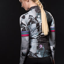 Load image into Gallery viewer, Stolen Goat Bodyline Long Sleeve Cycling Jersey - Flyer