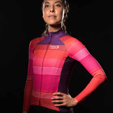 Load image into Gallery viewer, Stolen Goat Bodyline Long Sleeve Cycling Jersey - Weaver