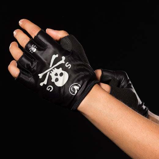 Stolen Goat Cycling Mitts - Blackbeard