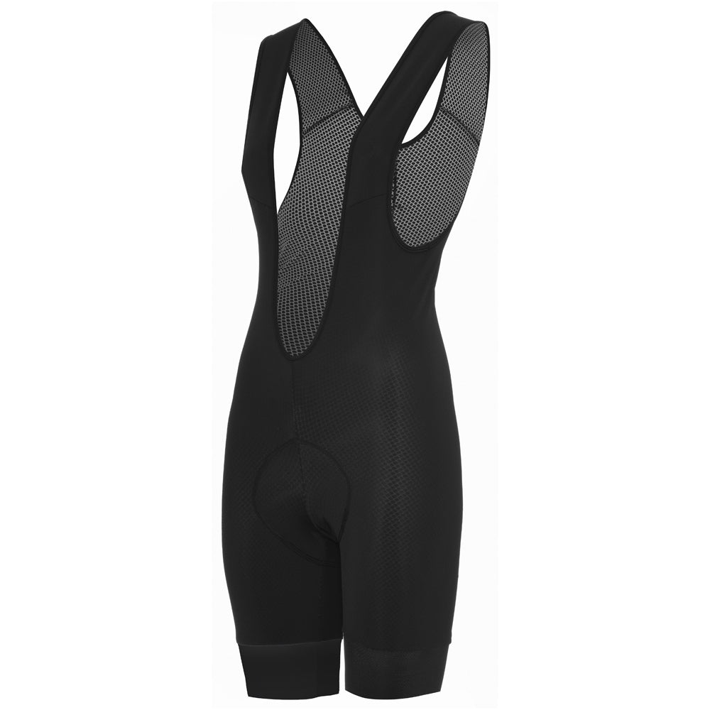 Stolen Goat Bodyline ONE Bib Shorts - Black | Velo Vixen