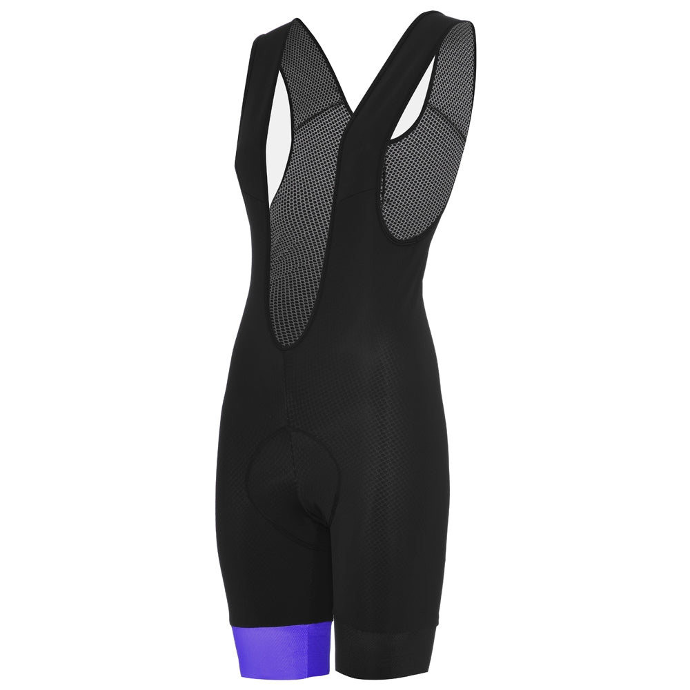 Stolen Goat Bodyline ONE Bib Shorts - Purple | Velo Vixen