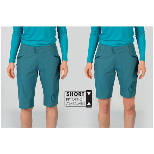 Endura Singletrack Lite Short (Short Length) - Kingfisher
