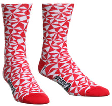 Load image into Gallery viewer, Stolen Goat Coolmax Socks - Prism Red | Velo Vixen