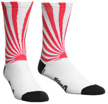 Load image into Gallery viewer, Stolen Goat Coolmax Socks - Rising Sun | Velo Vixen