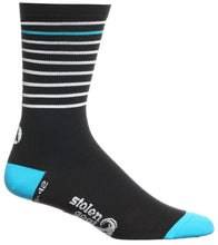 Load image into Gallery viewer, Stolen Goat Coolmax Socks - Solo Blue