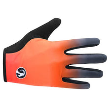 Load image into Gallery viewer, Stolen Goat Cycling Gloves - Ayoki Orange