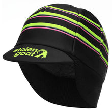 Load image into Gallery viewer, Stolen Goat Belgian Winter Cycling Cap - Grizzly