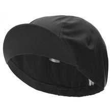 Load image into Gallery viewer, Stolen Goat Orkaan Waterproof Cycling Cap - Black