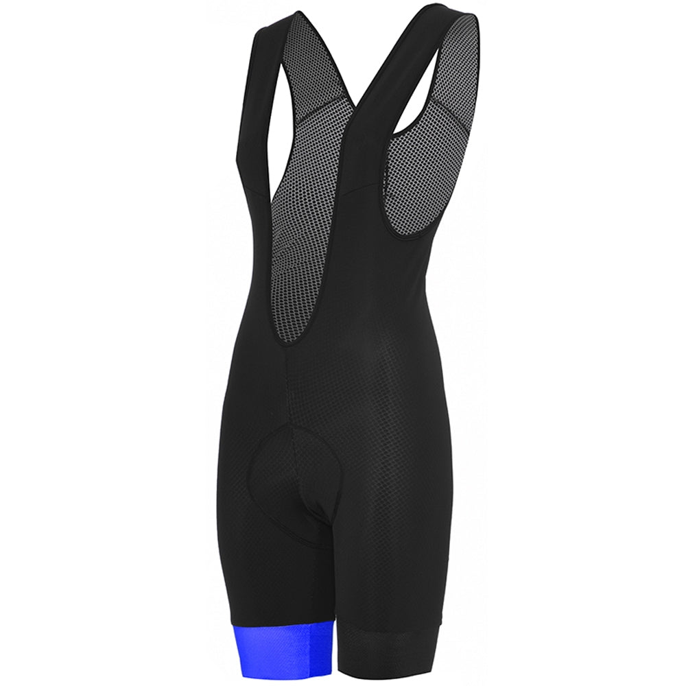 Stolen Goat Bodyline ONE Bib Shorts - Core Blue | Velo Vixen