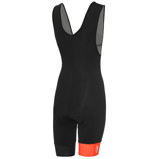 Stolen Goat Bodyline ONE Bib Shorts - Core Orange