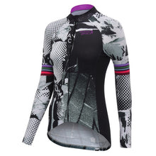 Load image into Gallery viewer,  Stolen Goat Bodyline Long Sleeve Cycling Jersey - Flyer | VeloVixen