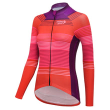 Load image into Gallery viewer, Stolen Goat Bodyline Long Sleeve Cycling Jersey - Weaver | VeloVixen