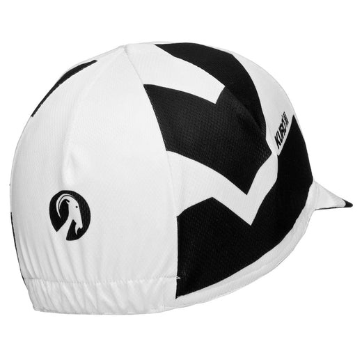 Stolen Goat Coolmax Cycling Cap - Kuro White