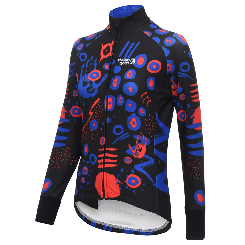 Stolen Goat Climb and Conquer Winter Cycling Jacket - Geronimo