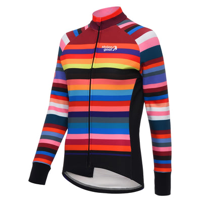 Stolen Goat Climb and Conquer Winter Cycling Jacket - Mashup