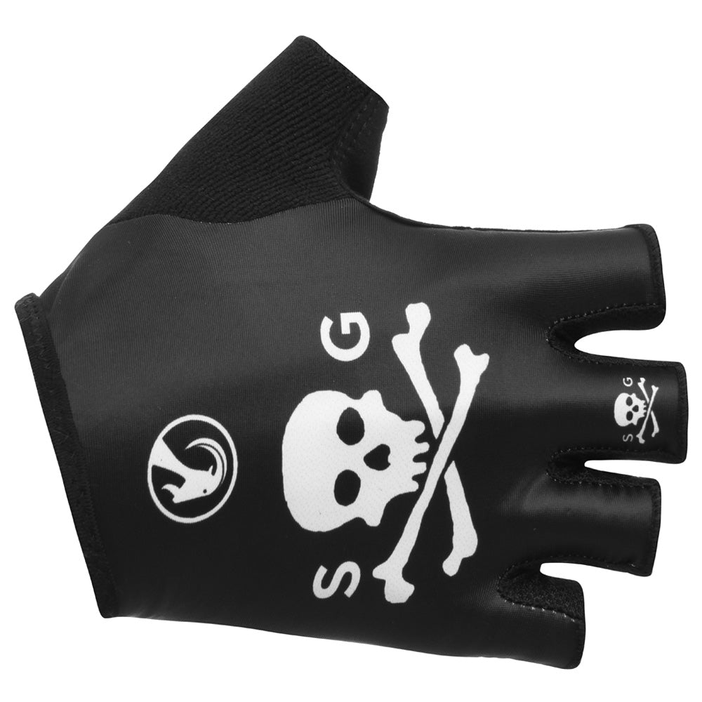 Stolen Goat Cycling Mitts - Blackbeard | VeloVixen