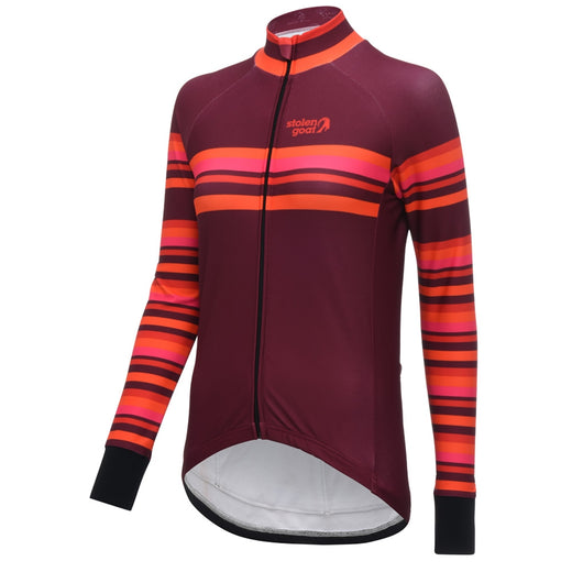 Stolen Goat Orkaan Everyday Long Sleeve Jersey - Avro | VeloVixen