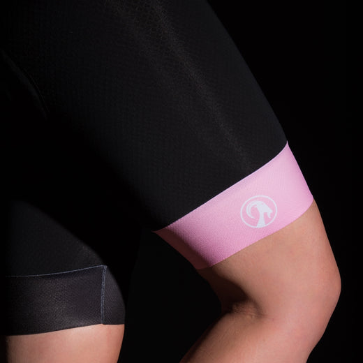Stolen Goat Bodyline ONE Bib Shorts - Core Pink