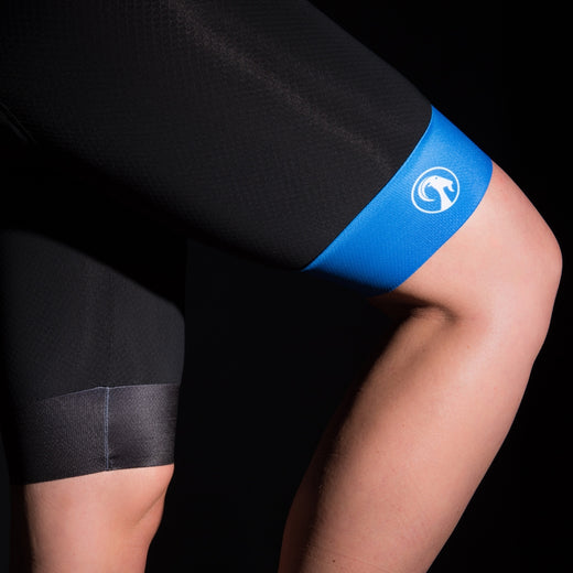 Stolen Goat Bodyline ONE Bib Shorts - Core Blue