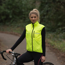 Load image into Gallery viewer, Proviz Switch Reversible Gilet - Yellow/Reflective