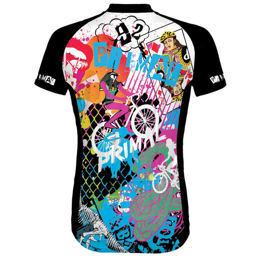 Primal Tagged womens cycling jersey
