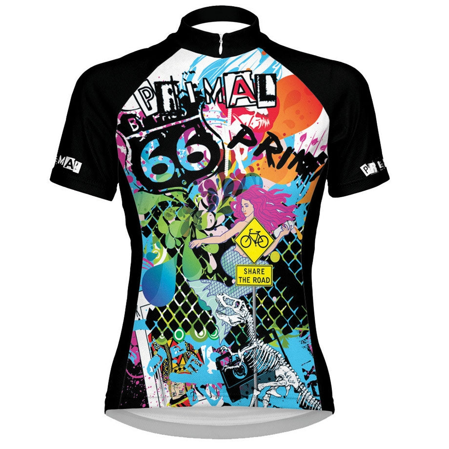 Primal Tagged Jersey