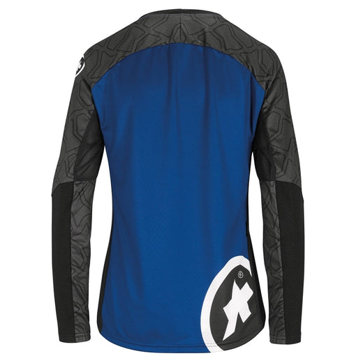 Assos Trail MTB female cycling jersey long sleeve
