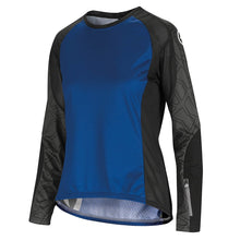 Load image into Gallery viewer, Assos Trail Long Sleeve Jersey - Twilight Blue