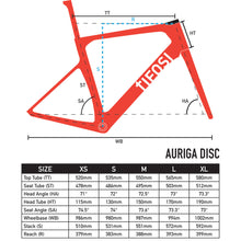 Load image into Gallery viewer, Tifosi Auriga Disc Ultegra Hydro Bike 2020