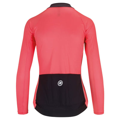 Assos UMA GT Summer Long Sleeve Jersey - Galaxy Pink